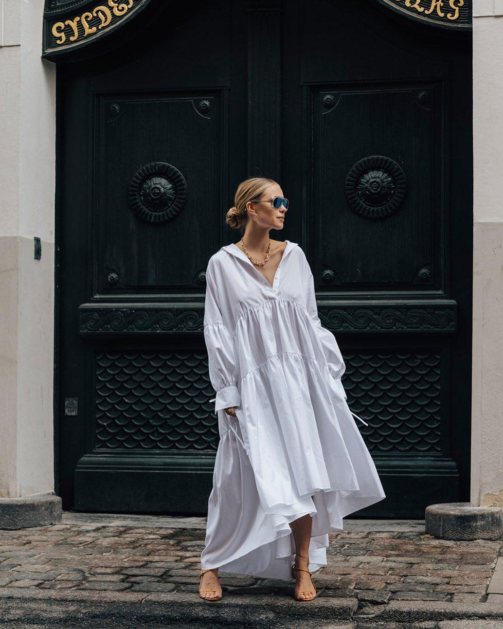 Неочакваният хит на лятото – семпла рокля с набори!