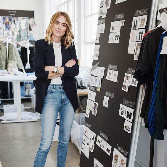 Какво има в гардероба на модните редактори?