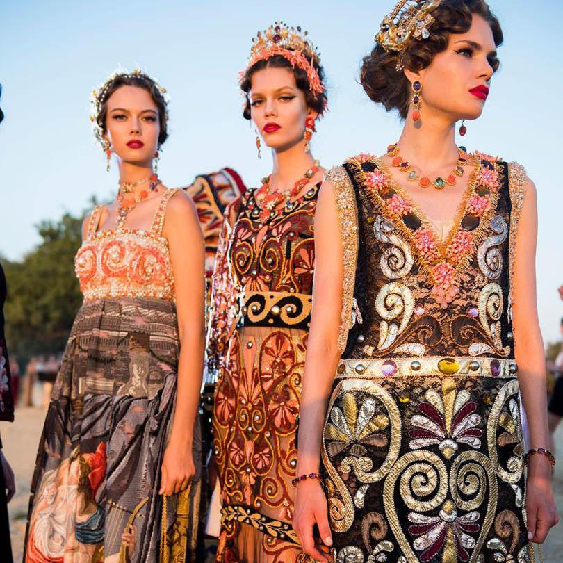 Alta Moda – религията на Dolce&Gabbana