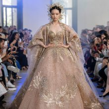 Elie Saab Haute Couture – една колекция и много азиатски вдъхновения
