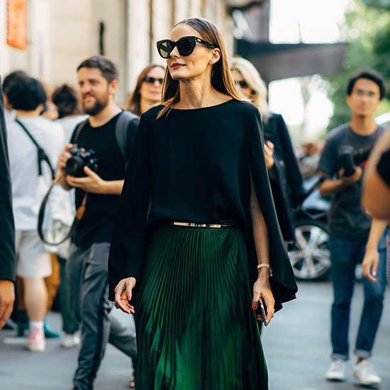 Как да носим: потопени в лукс, но не съвсем