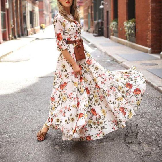 Макси чувства към макси роклите на август