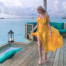 Aloha Sun: Една жълта рокля и двойна доза слънце, моля