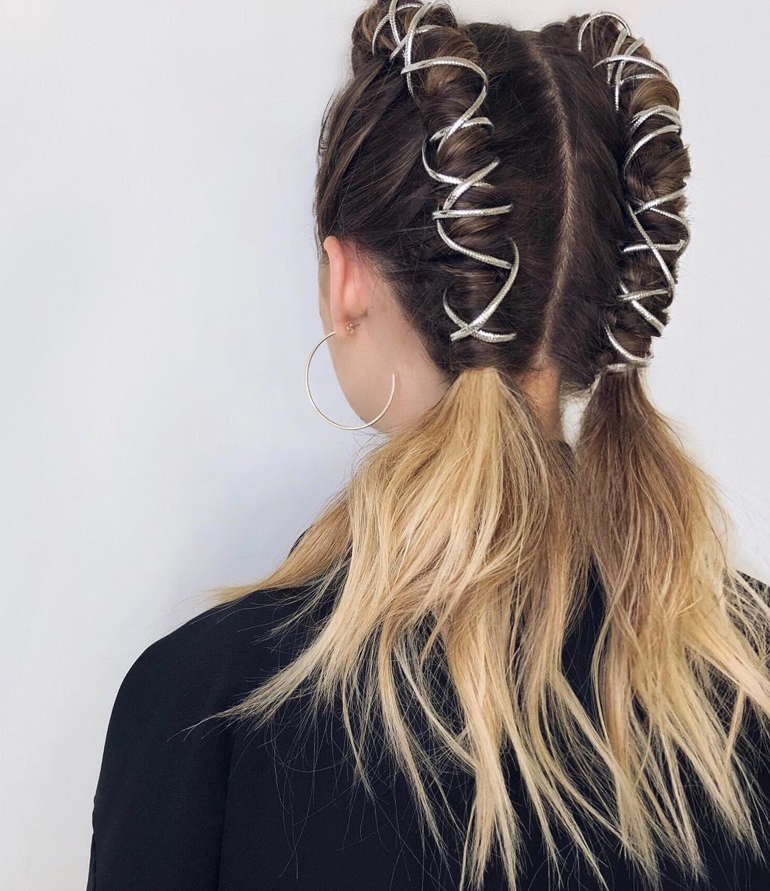 Виола Пяк – от Москва и от любов към косата