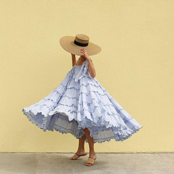 Тренд радар: рокля, голяма колкото мечтите ни
