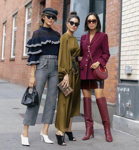 Поздрави от Острова: Какво биха носили лондончанките тази седмица?