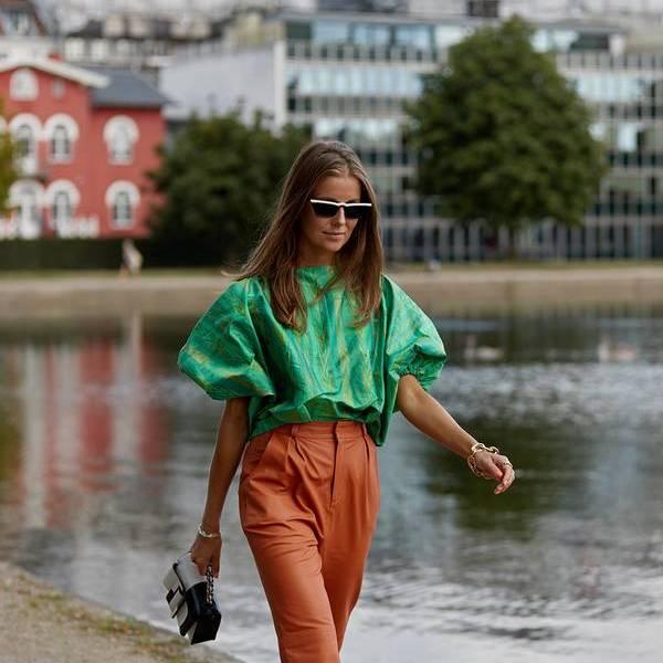 Sorry, Summer: Няколко есеннни цвята, които да облечем преди есента