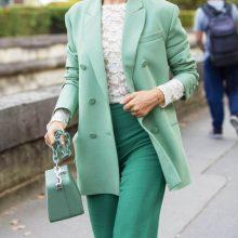 Как да носим: 50 нюанса зелено