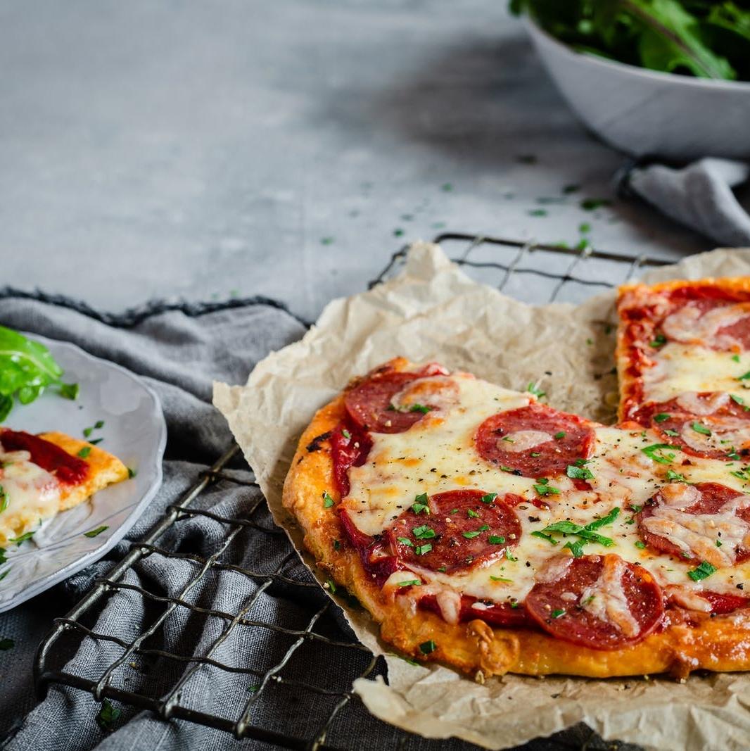 Пица за закуска? – Да, даже може да бъде здравословна!