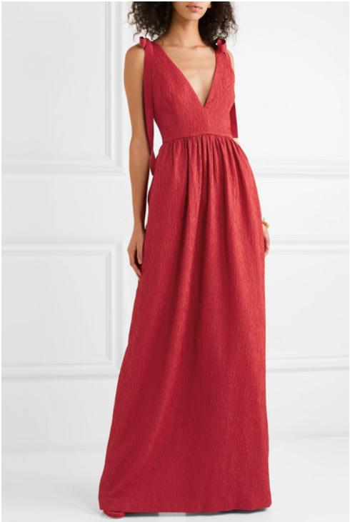 Макси рокля от REBECCA VALLANCE