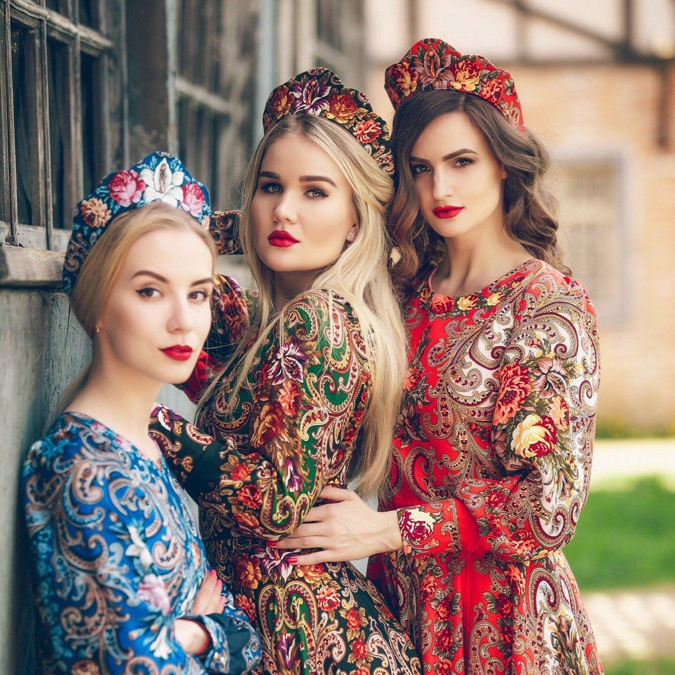 Бели като сняг – приказната формула за красотата на рускините