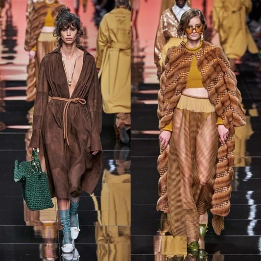 В очакване и светлина: Новата ера за Fendi започна