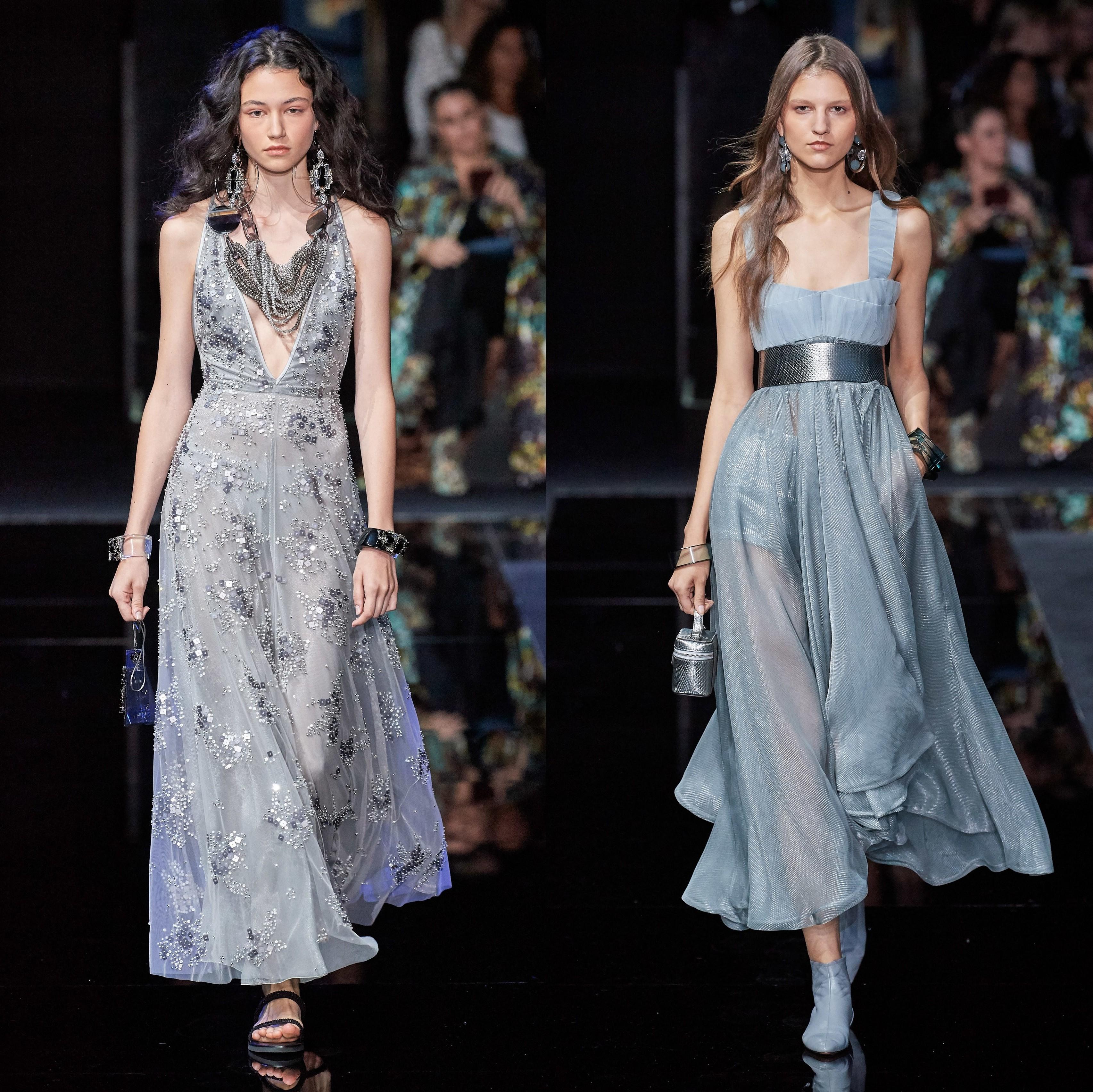 Versace, Armani, Gucci – емблематичното италианско трио на Milan Fashion Week