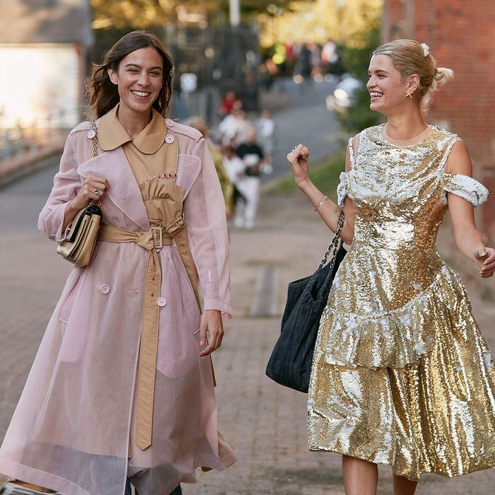 Лондонски хроники: Eдна модна седмица – много гледни точки