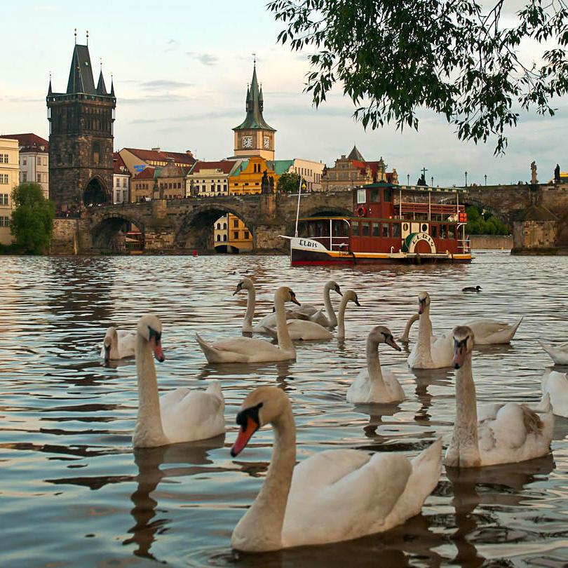 Ahoj, Praha! или Един различен пражки пътеводител