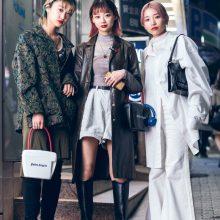 Уроци по Street Style от азиатските Седмици на модата