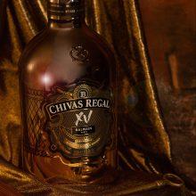 Chivas Regal x Balmain или вкусът като изкуство
