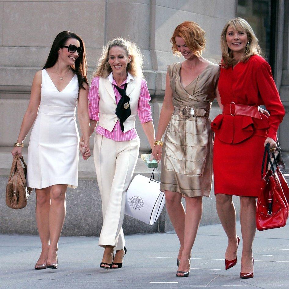 Вечна доза вдъхновение: Най-стилните героини от любимите ТВ сериали