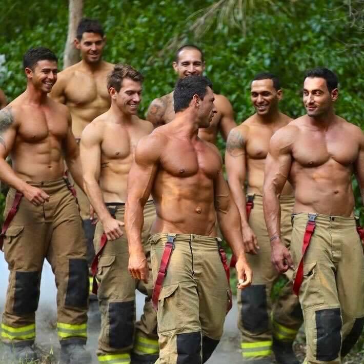 Men on fire или Пожарите, които не можем да угасим
