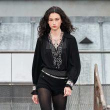 Chanel достигна парижките покриви
