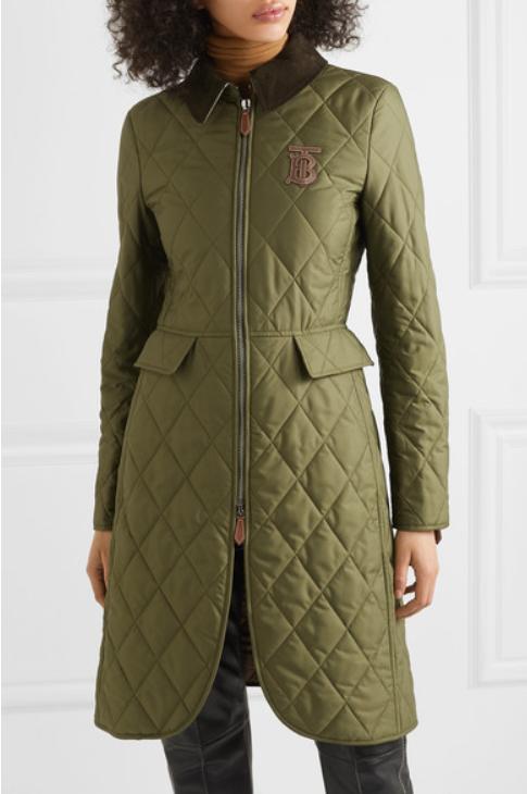 Палто от BURBERRY