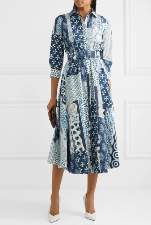 Миди рокля от OSCAR DE LA RENTA