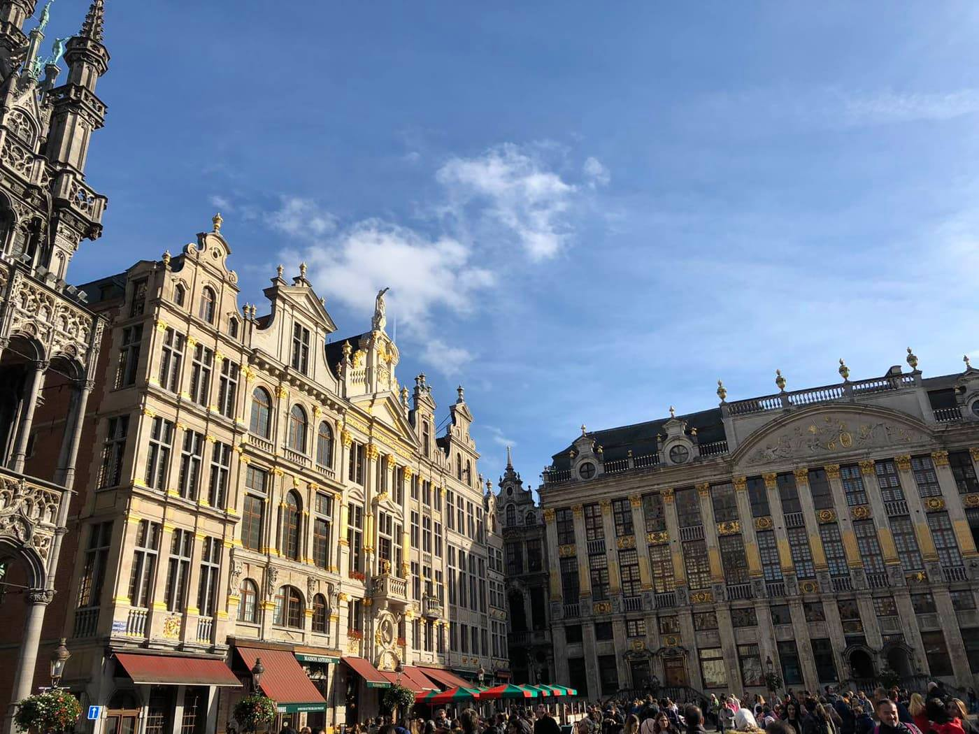 Есенно пътешествие до сърцето на Европа или кратък гид на Брюксел