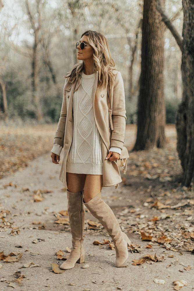 Между роклята и пуловера или красотата в удобството