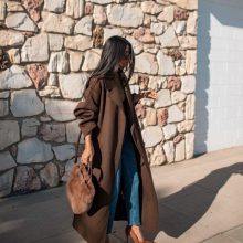 Една зимна афера повече: чанти с косъм