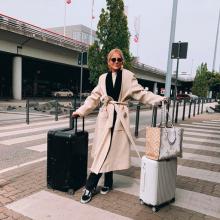 Комфорт и стил по време на пътуване