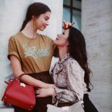Съвършенство х2: Катрин Зита-Джоунс и дъщеря й Карис за Fendi