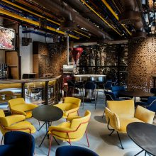 Ресторант Condividere: новата Мишлен звезда на Торино