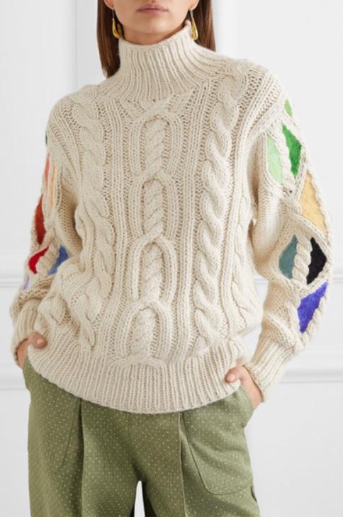 Плетен пуовер от ROSIE ASSOULIN