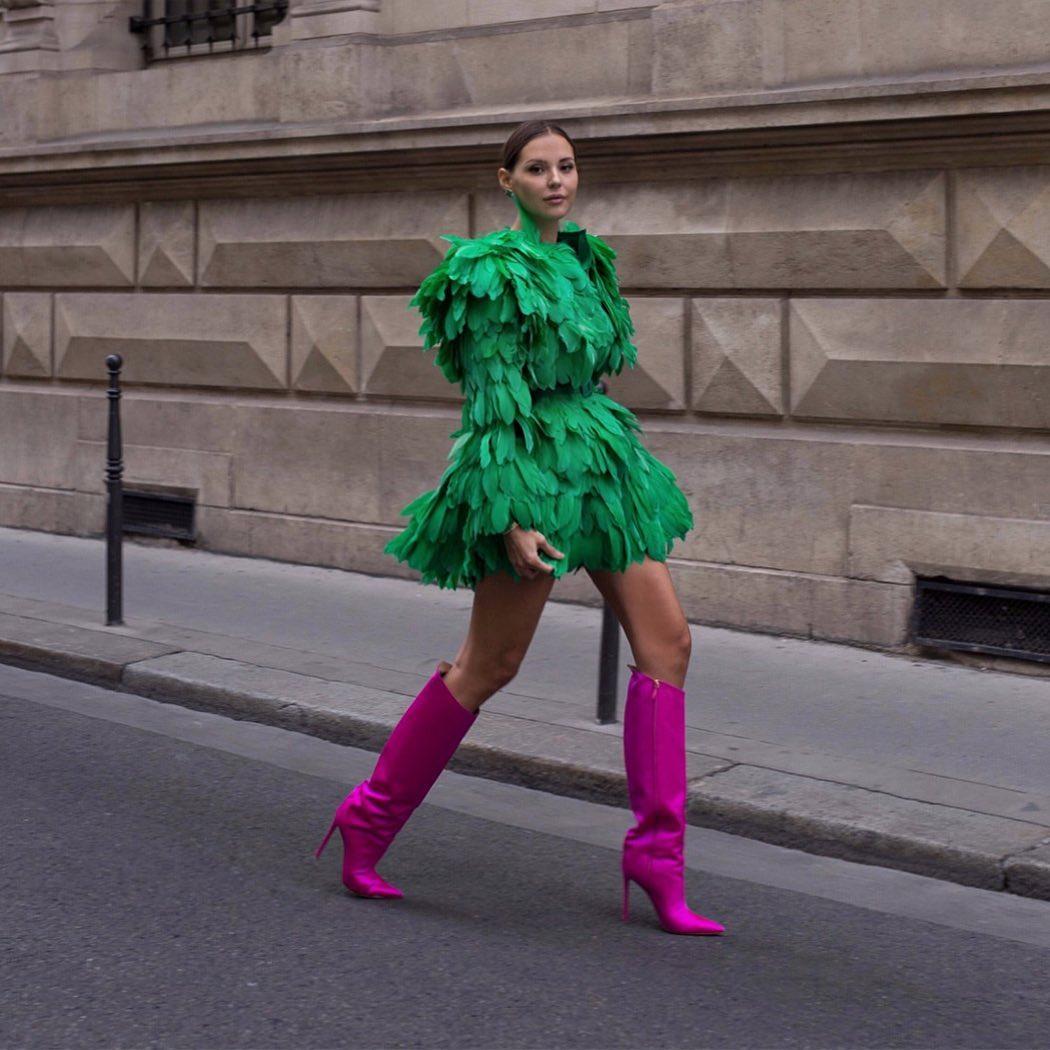 ТРЕНД РАДАР: Пера и свобода или модна метаморфоза през зимата