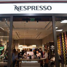 Nespresso отвори първия си луксозен бутик в България