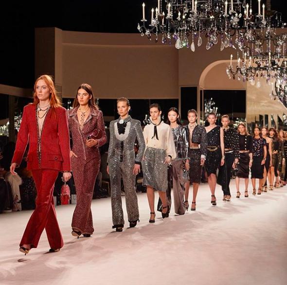 Chanel Métiers d'art: завръщане към миналото през очите на Вирджини Виар