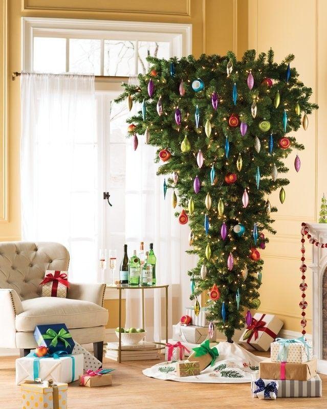 Коледата Различна: екстравагантни елхи за стилни дни