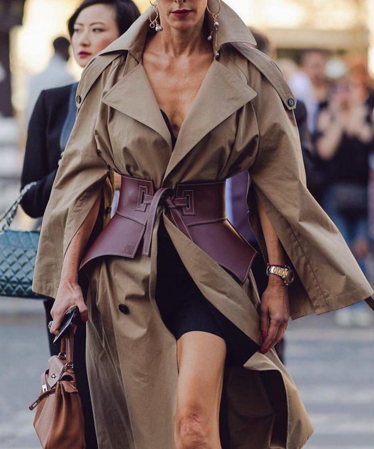 Моден Ренесанс: Корсет или колан