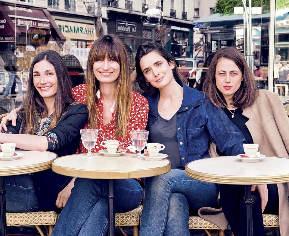"""Четири французойки разказват… или """"Как да бъдеш парижанка, където и да се намираш"""""""