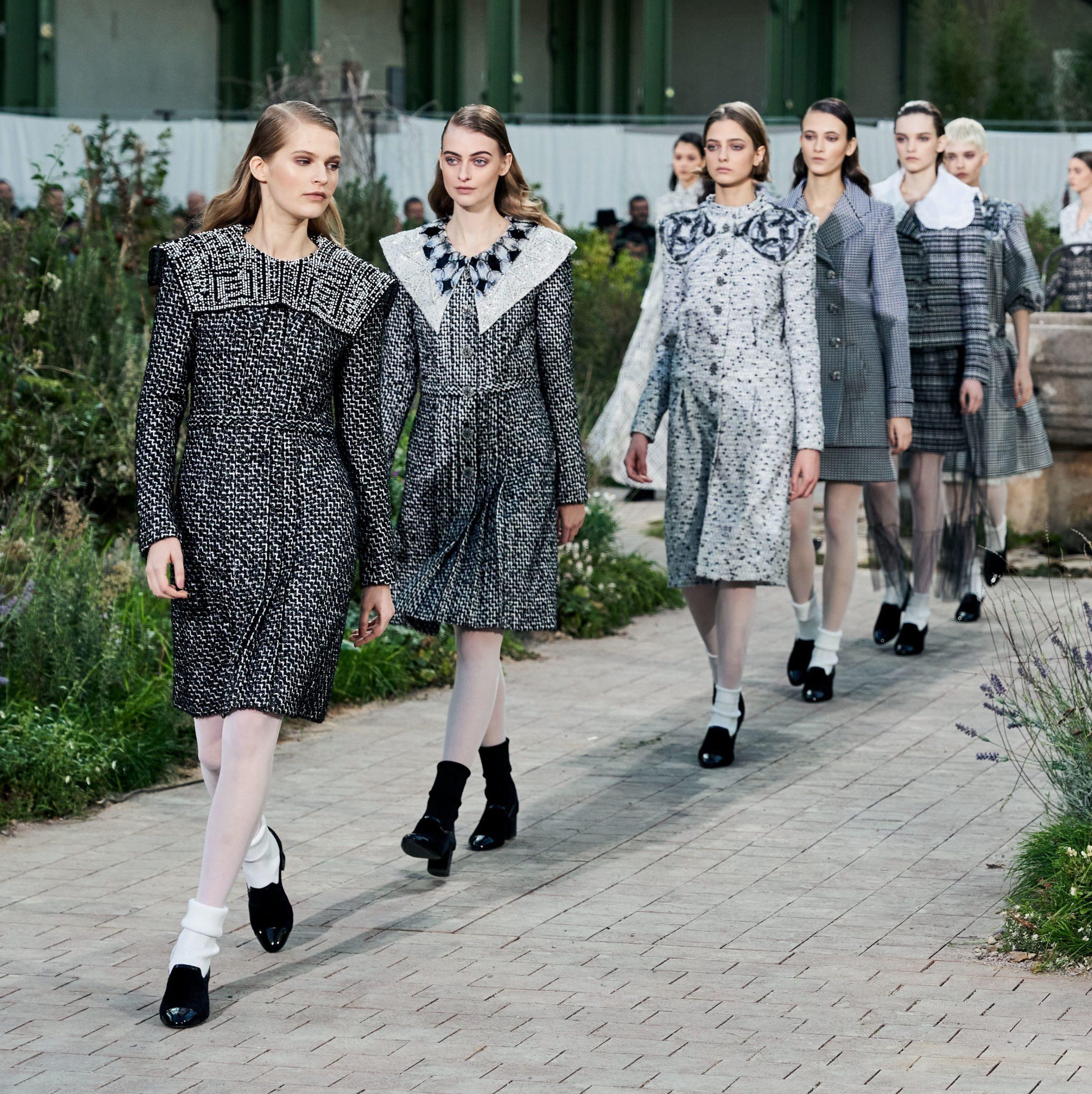 Chanel, смелата Виржини и Орденът на висшата мода