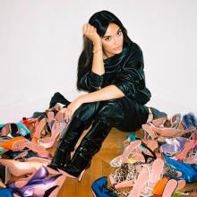 Обувки или бижута: обсебени от Amina Muaddi