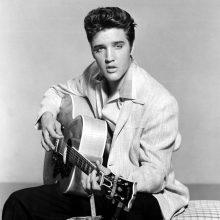 Eлвис Пресли и грамофонните плочи на живота