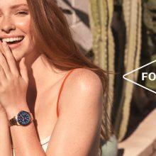 Часовниците на Fossil – най-верният моден компас