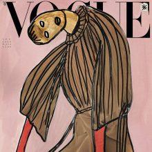 (с)Мисъл: Eдин Vogue без снимки, но с кауза