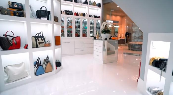 В най-големият гардероб в света