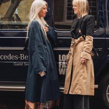 Мода посред бурята или уличният стил на Лондон