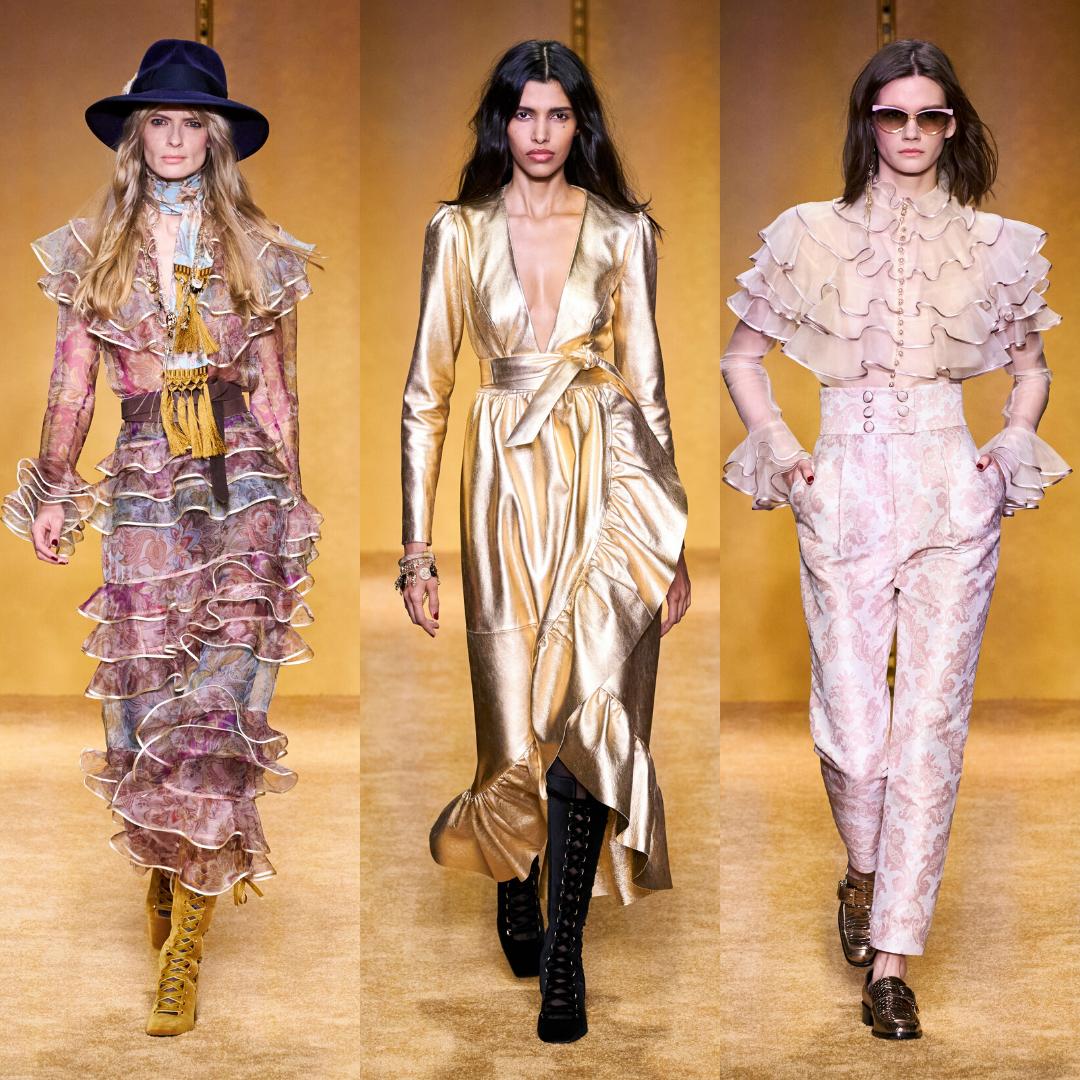 Късметът, бъдещето и модата с Zimmermann есен 2020