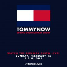 TOMMY HILFIGER представя TOMMYXLEWIS ЗА ПРОЛЕТ 2020 В ЛОНДОН! Гледайте на живо във Fashion Inside!