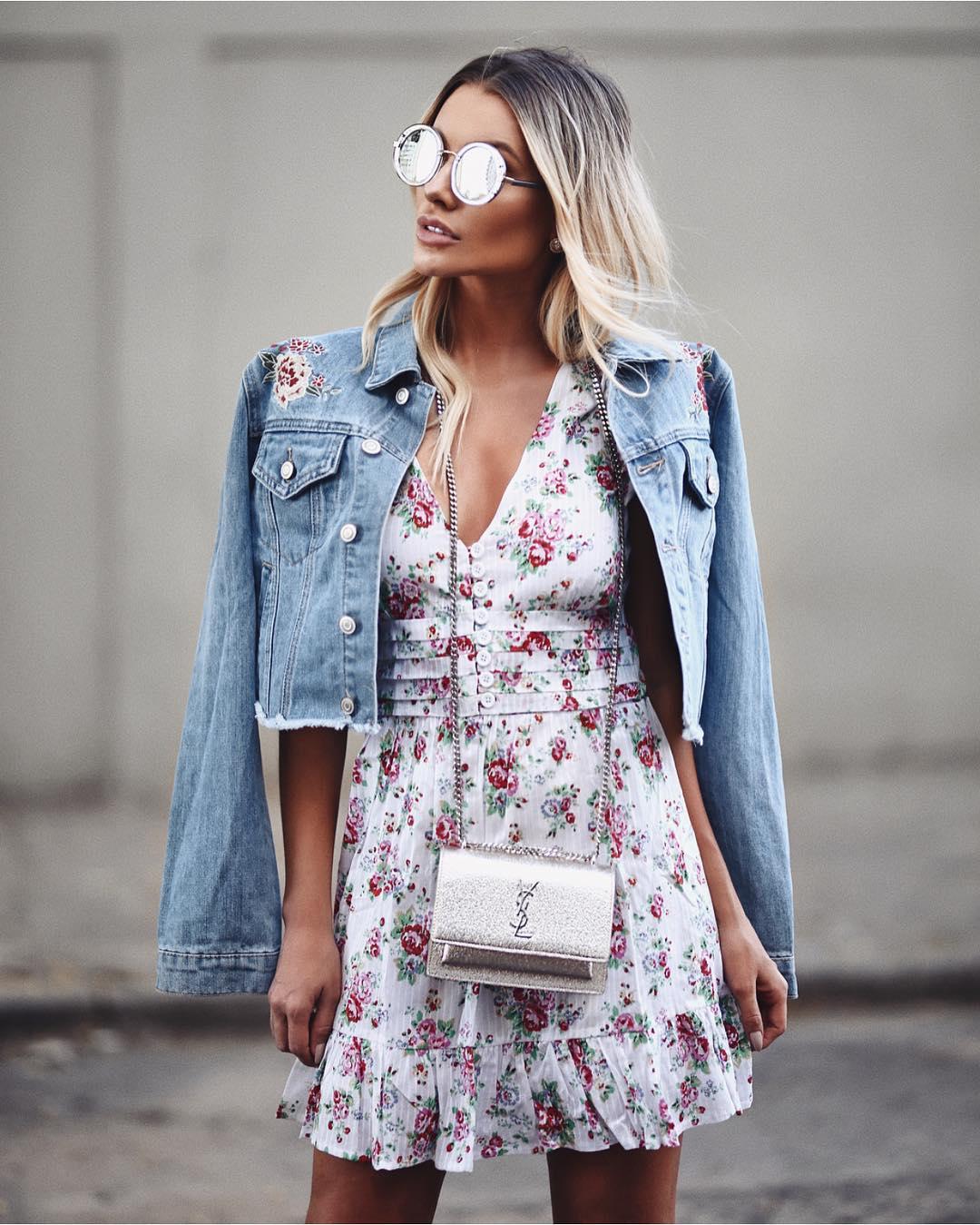 Любимите връхни дрехи на пролетта