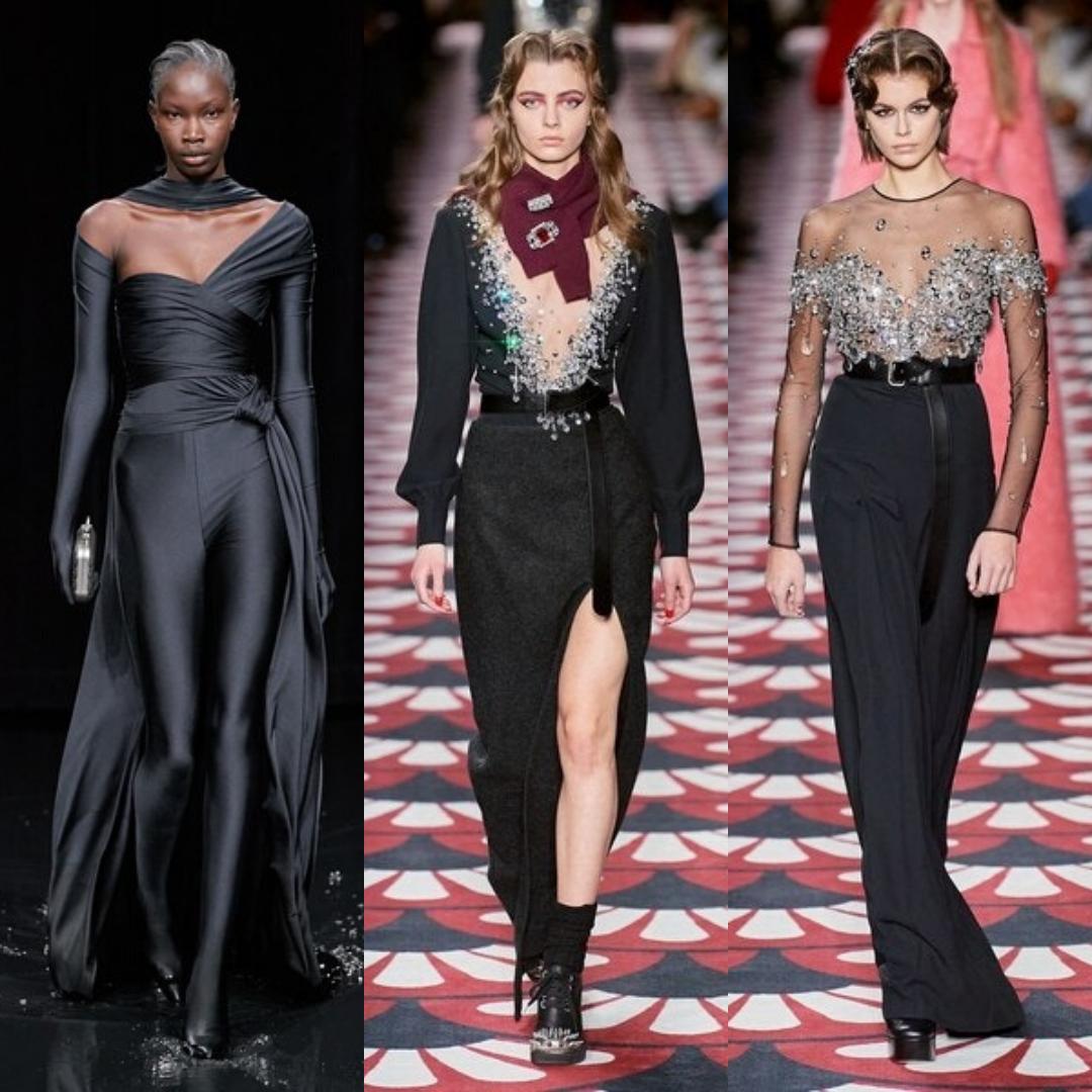 Последно включване от Париж – Louis Vuitton, Balenciaga и Miu Miu